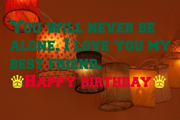 happy birthday message for friend