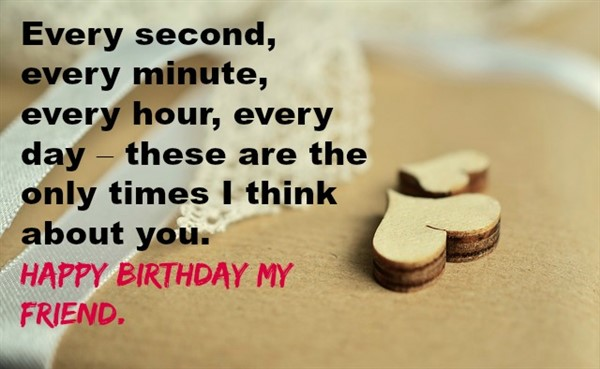 happy birthday quotes for a friend