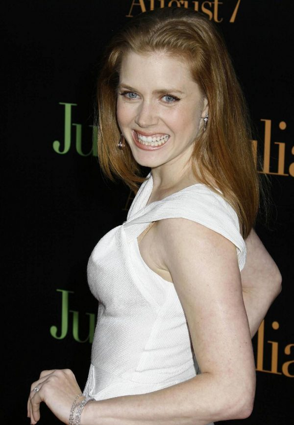 Amy Adams beautiful smile