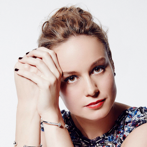 Brie Larson Beautiful portrait