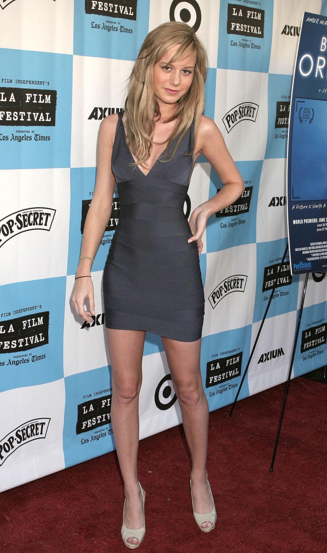 Brie Larson height