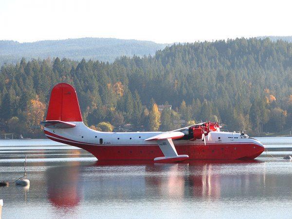 American Seaplanes and Amphibious Aircraft Martin JRM Mars