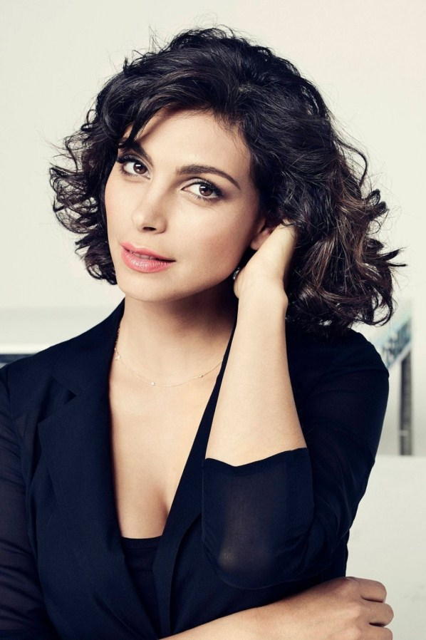Morena Baccarin black hair