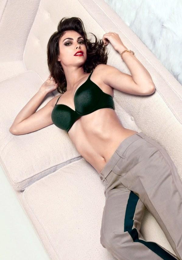 Morena Baccarin bra size