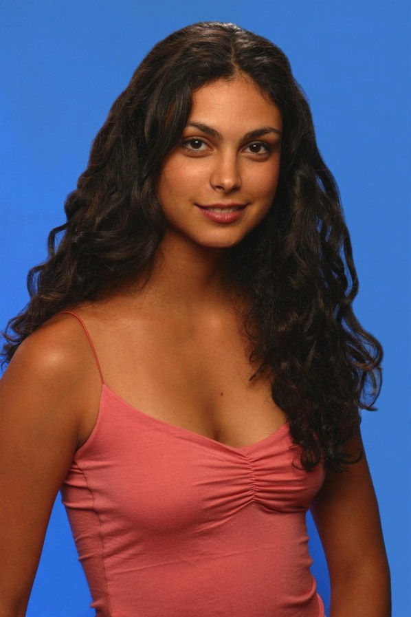 Morena Baccarin long hair photos