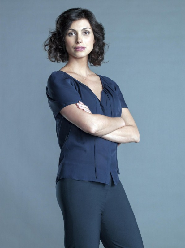 Morena Baccarin workout dress
