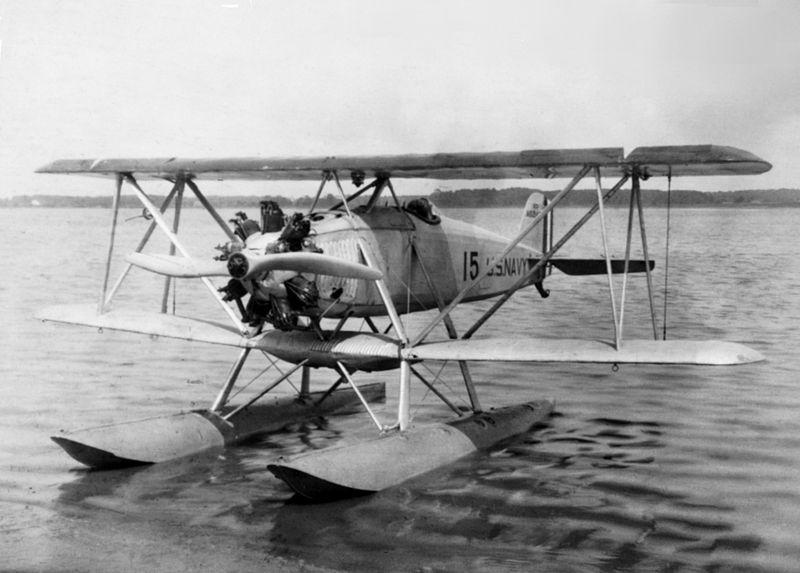 Naval Aircraft Factory TS