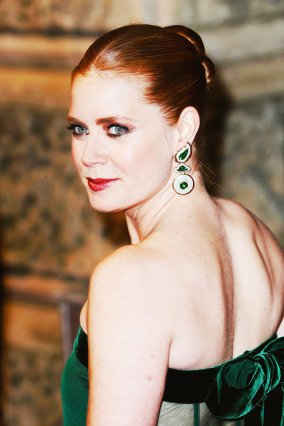 amy adams full makeup