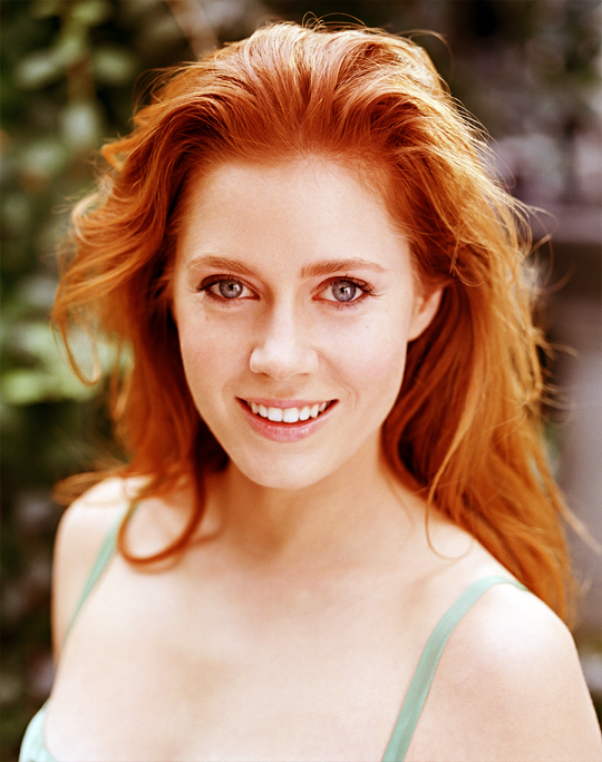 amy adams hottest redhead of all time