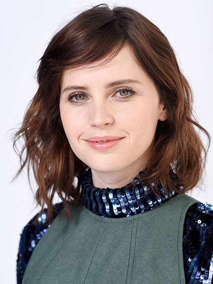 what is felicity jones age