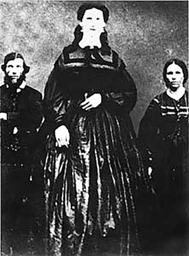 Anna Haining Bates