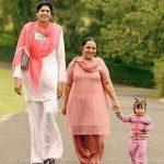 Zainab Bibi Tallest woman of pakistan
