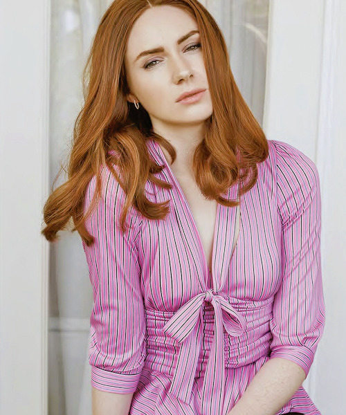 karen gillan photo shoot