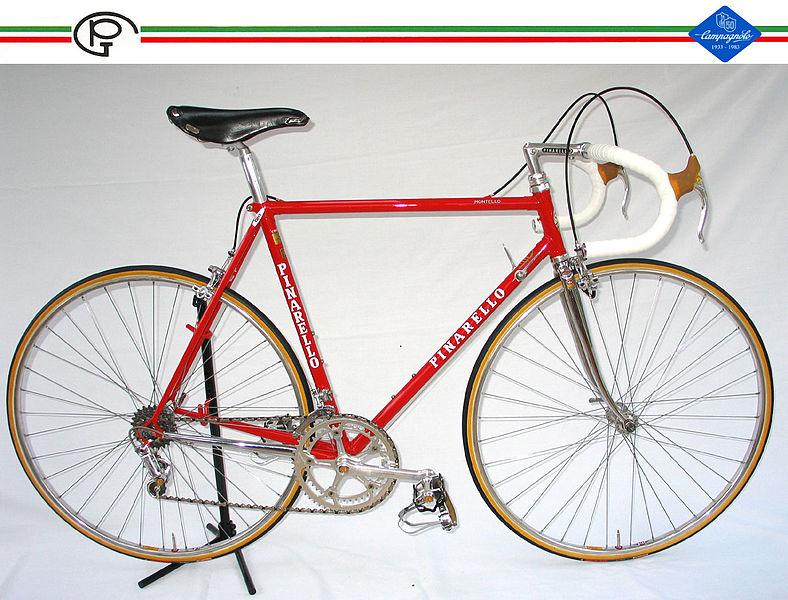 The Pinarello Montello SLX